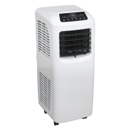 Sealey SAC9001 Air Conditioner/Dehumidifier 9,000 BTU/hr - 6