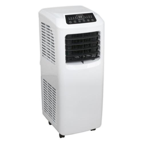 Sealey SAC9001 Air Conditioner/Dehumidifier 9,000 BTU/hr - 6