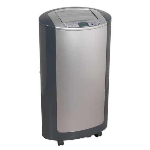 Buy Sealey SAC12000 Air Conditioner/Dehumidifier/Heater 12,000Btu/hr at Toolstop