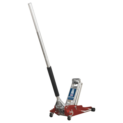 Buy Sealey RJA1800 Trolley Jack 1.8tonne Low Entry Aluminium Rocket Lift at Toolstop