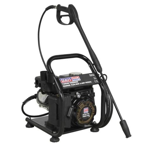 Buy Sealey PWM1300 Petrol Pressure Washer 130 Bar 7ltr/min 2.4hp  at Toolstop