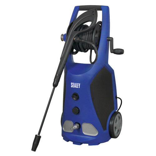 Buy Sealey PW3500 Professional Pressure Washer 140 Bar With TSS & Rotablast Nozzle 240V at Toolstop