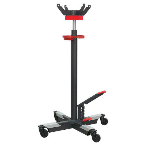 Buy Sealey PTJ75 Premier Transmission Jack 0.75tonne Vertical at Toolstop