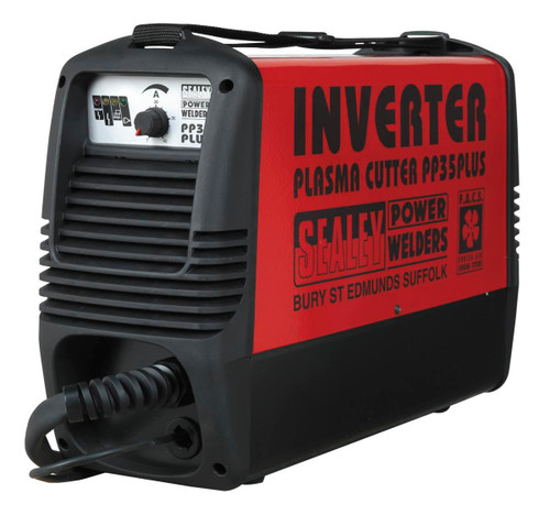 Buy Sealey PP35PLUS Inverter Plasma 40amp With Compressor 240v at Toolstop