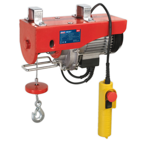Buy Sealey PH400 Power Hoist 240v/1ph 400kg Capacity at Toolstop