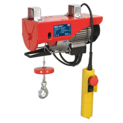 Buy Sealey PH250 Power Hoist 240v/1ph 250kg Capacity at Toolstop
