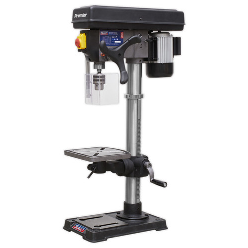 Buy Sealey PDM125B Pillar Drill Bench 16-speed 1050mm Height 240v at Toolstop