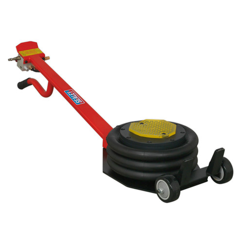 Buy Sealey PAFJ3 Premier Air Operated Fast Jack 3tonne Three Stage - Long Handle at Toolstop