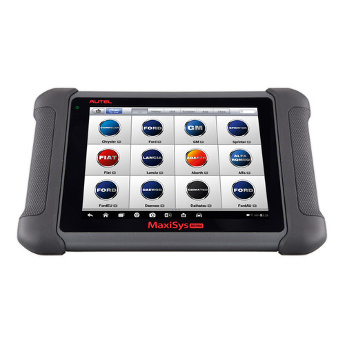 Buy Sealey MS906 Autel Maxisys - Multi-Manufacturer Diagnostic Tool at Toolstop