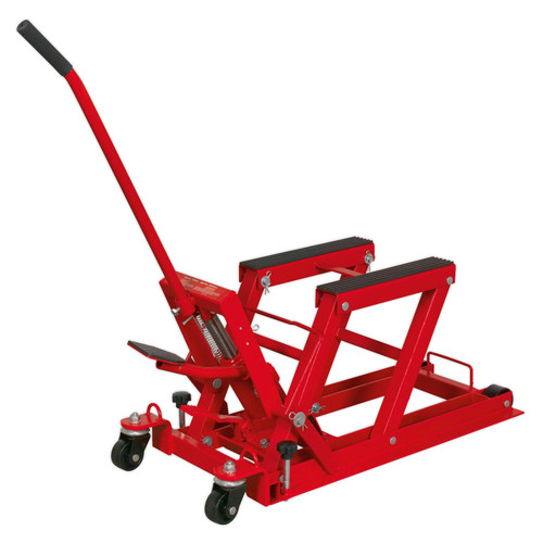 Buy Sealey MC480 Motorcycle & Quad Lift 550kg Capacity Hydraulic at Toolstop