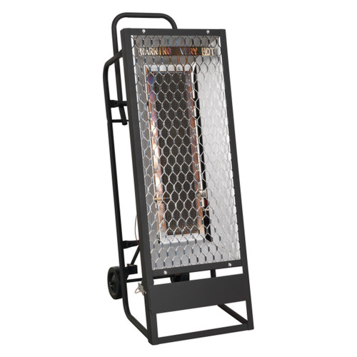 Buy Sealey LPH35 Space Warmer Industrial Propane Heater 35,000btu/hr at Toolstop