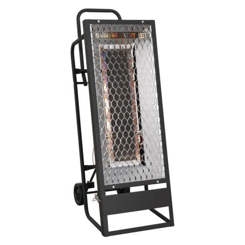 Buy Sealey LPH35 Space Warmer Industrial Propane Heater 35,000btu/hr at Toolstop