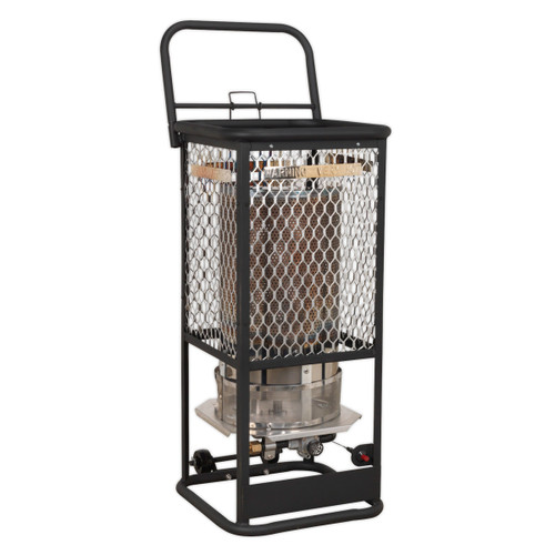 Buy Sealey LPH125 Space Warmer Industrial Propane Heater 125,000btu/hr at Toolstop