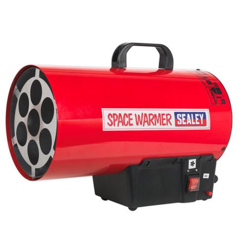 Buy Sealey LP55 Space Warmer Propane Heater 54,500 BTU/Hr at Toolstop