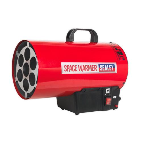 Buy Sealey LP41 Space Warmer Propane Heater 40,500 BTU/Hr at Toolstop