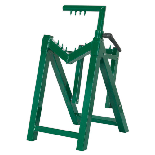 Buy Sealey LC300ST Heavy-duty Log Stand ∅230mm Capacity at Toolstop