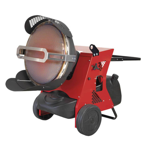 Buy Sealey IR55 Infrared Paraffin, Kerosene & Diesel Heater 45.5kw 240v at Toolstop