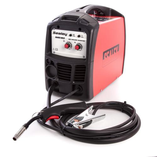 Sealey IMIG180 Mig Welder Inverter 180 Amp - 6