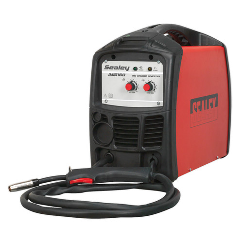Buy Sealey IMIG160 Mig Welder Inverter 160amp at Toolstop