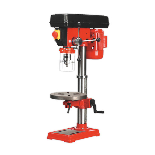 Buy Sealey GDM92B Pillar Drill Bench 12-speed 840mm Height 370W / 240V at Toolstop