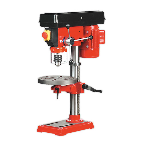 Buy Sealey GDM50B Pillar Drill Bench 5-Speed 745mm Height 370w/240V at Toolstop