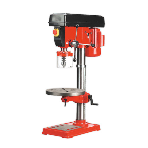 Buy Sealey GDM180B Pillar Drill Bench 16-Speed 1085mm Height 750W / 240V at Toolstop