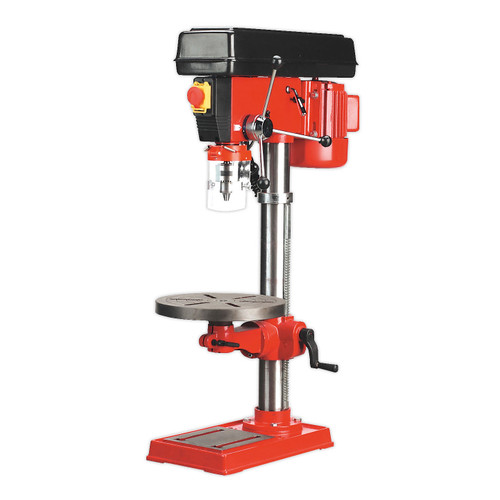 Buy Sealey GDM120B Pillar Drill Bench 16-Speed 1000mm Height 550W / 240V at Toolstop