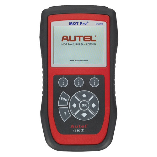Buy Sealey EU908 Autel MOT Pro - Multi-Manufacturer Diagnostic Tool at Toolstop