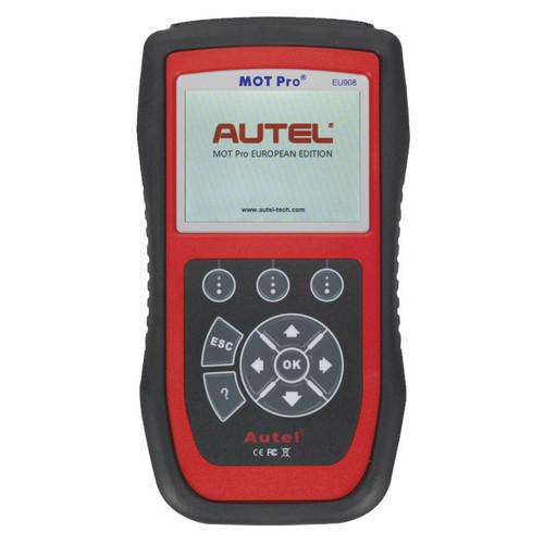 Buy Sealey EU908 Autel MOT Pro - Multi-Manufacturer Diagnostic Tool at Toolstop