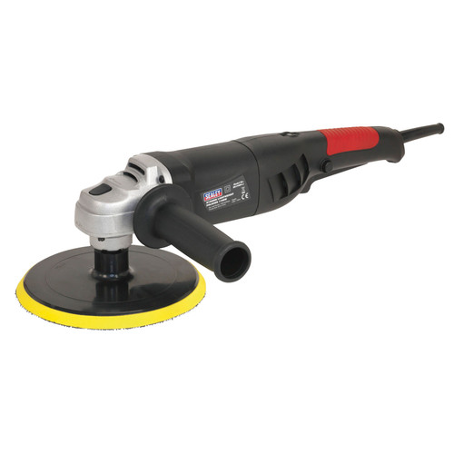 Buy Sealey ER1700P Polisher 180mm 1100w/240v Lightweight for GBP50 at Toolstop