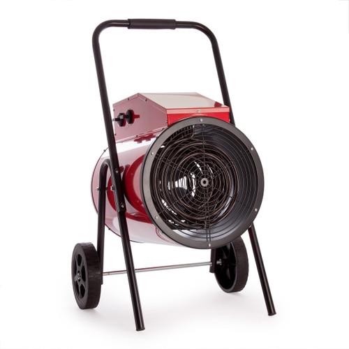 Sealey EH15001 Industrial Fan Heater 15kw 415V 3ph - 4