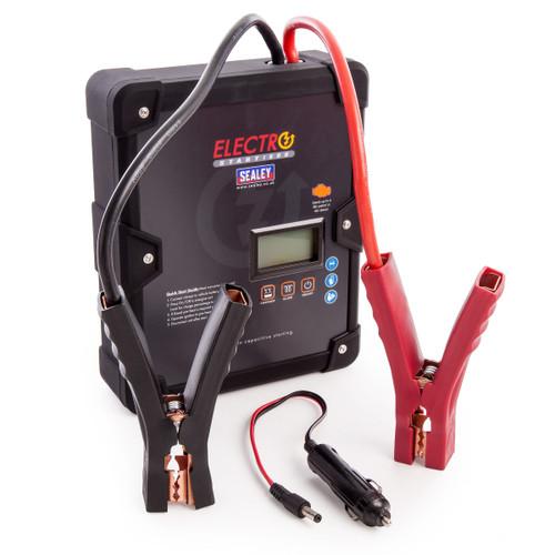 Sealey E/START1600 ElectroStart Batteryless Power Start 1600A 12V - 2