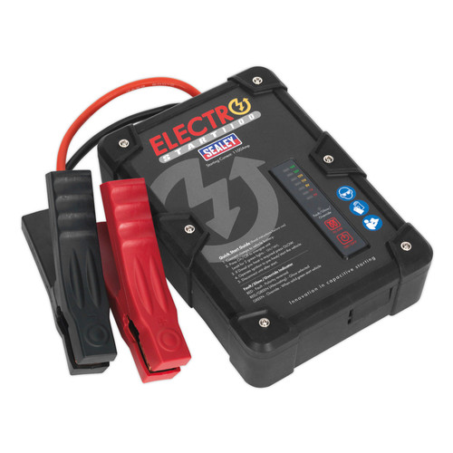 Buy Sealey E/START1100 ElectroStart Batteryless Power Start 1100A 12V at Toolstop