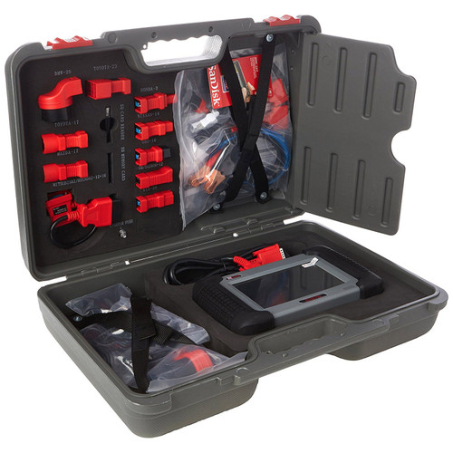 Sealey DS708 Autel MaxiDAS - Multi-Manufacturer Diagnostic Tool - 2