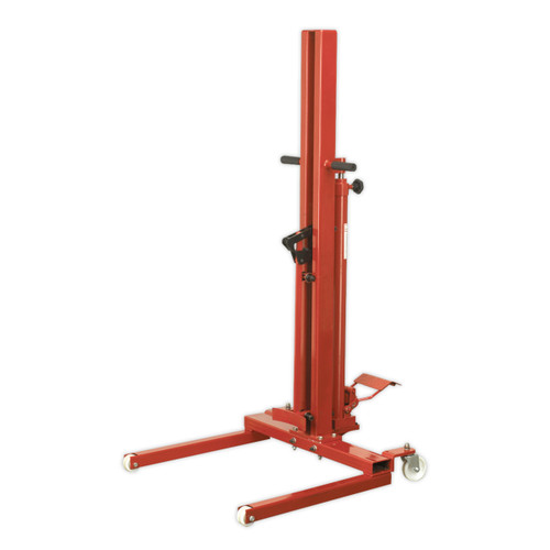 Buy Sealey DH03 Hydraulic Drum Truck & Van Loader 205ltr at Toolstop