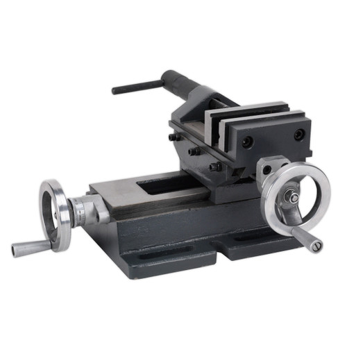 Buy Sealey CV4P Cross Vice 100mm Professional at Toolstop
