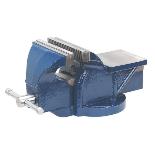 Buy Sealey CV200XT Vice 200mm Fixed Base Professional Heavy-duty at Toolstop