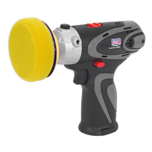 Buy Sealey CP6015 14.4V Cordless Polisher/Sander (Body Only) at Toolstop