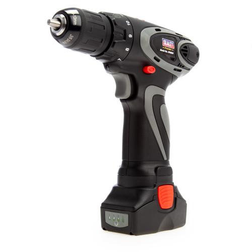 Sealey CP6004 14.4V Cordless Drill/Driver (2 x 2.0Ah Batteries)