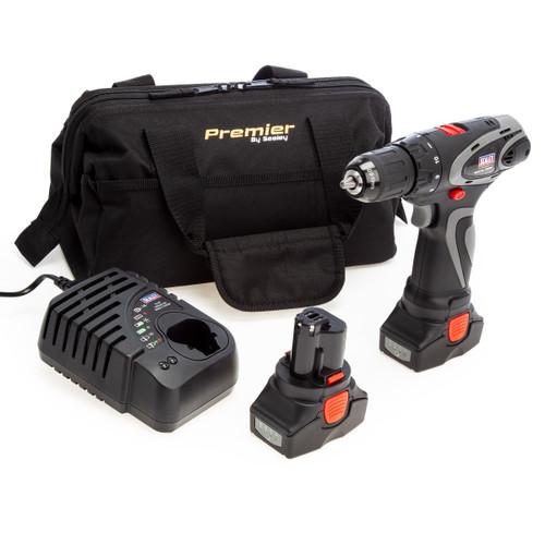 Sealey CP6004 14.4V Cordless Drill/Driver (2 x 2.0Ah Batteries) 2