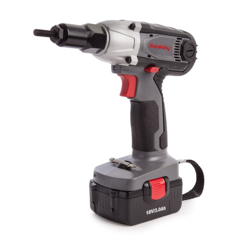 Sealey CP315 18V Cordless Nut Riveter/Impact Driver (1 x 3.0Ah Battery)