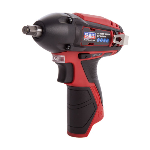 Sealey CP1204 12V Impact Wrench 3/8in Square Drive 80Nm (Body Only) - 3