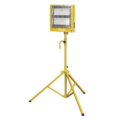 Buy Sealey CH28110VS Ceramic Heater 1.4/2.8kw 110V With Stand at Toolstop
