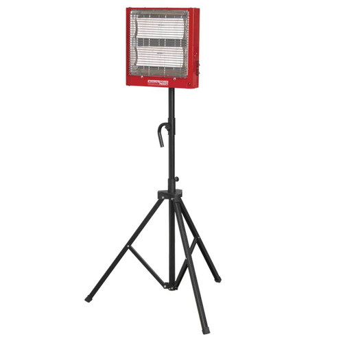 Buy Sealey CH2800S Ceramic Heater 1.4/2.8kw 240V With Stand at Toolstop