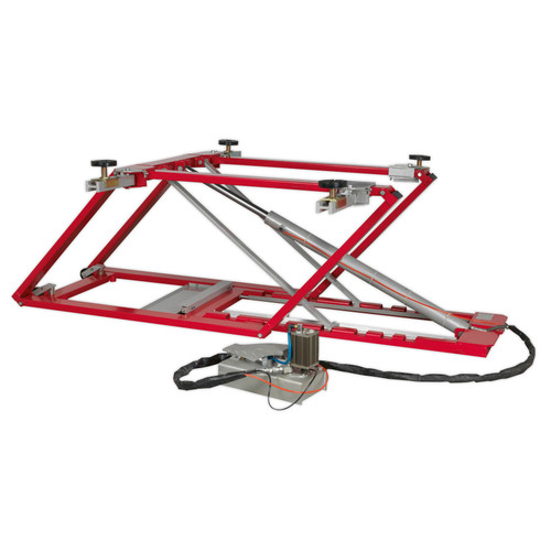 Buy Sealey AVR2500A Vehicle Lift 2.5tonne Air/Hydraulic at Toolstop