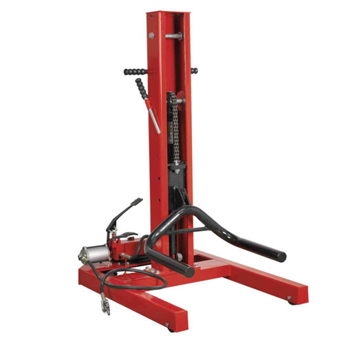 Buy Sealey AVR1500FP Air/hydraulic Vehicle Lift 1.5tonne With Foot Pedal at Toolstop