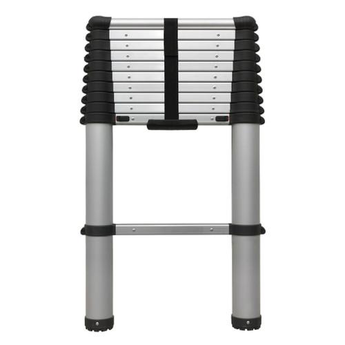 Buy Sealey ATL11 Aluminium Telescopic Ladder 11-tread at Toolstop