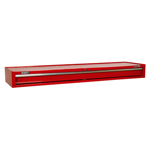 Buy Sealey AP6601 Add-on Chest 1 Drawer With Ball Bearing Runners Heavy-duty - Red at Toolstop