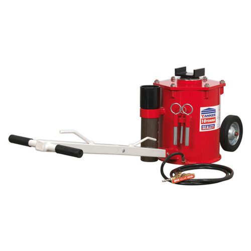 Buy Sealey AJS10000 Air Jack 10tonne at Toolstop