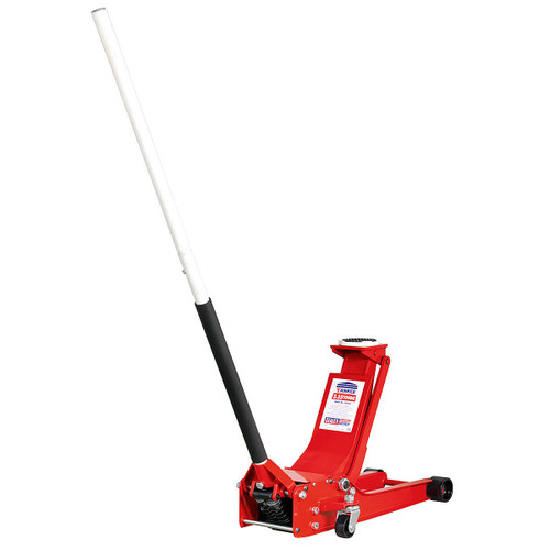 Buy Sealey 3250LE Trolley Jack 3.25tonne Low Entry Rocket Lift at Toolstop
